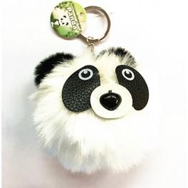 Porte clé peluche Panda boule