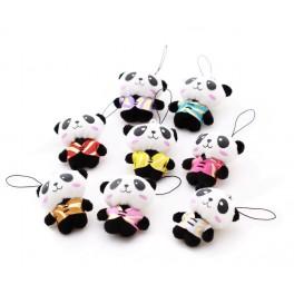 Panda porte clé