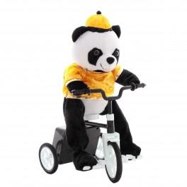 Panda à vélo