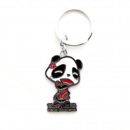 Porte clé Panda Mafia Girl