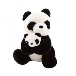 Maman panda 30 cm