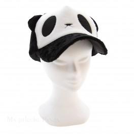 Casquette panda kawaii