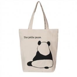 Sac cabas Panda japonais